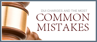 Avoid DUI Charges