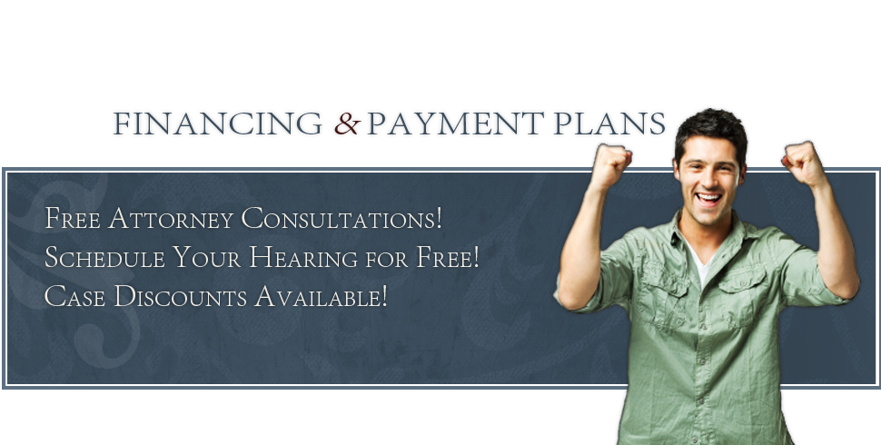 Financing & Payment Plans New